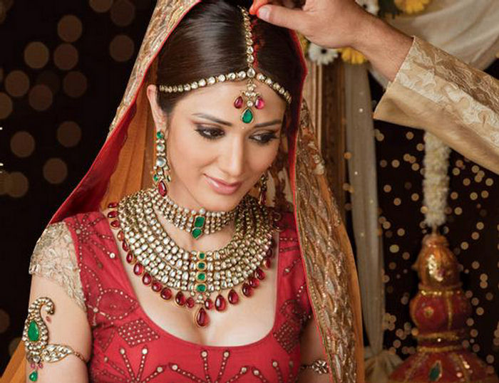 Indian bridal jewellery boutiquedesignerjewellerycom