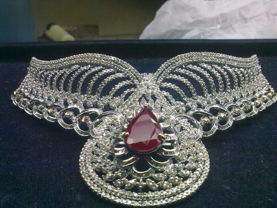 Diamond Necklace collection – boutiquedesignerjewellery.com