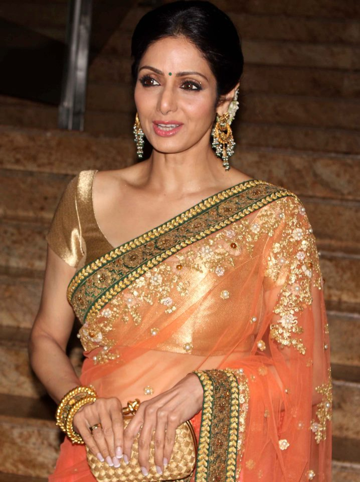 sridevi in amrapali earrings