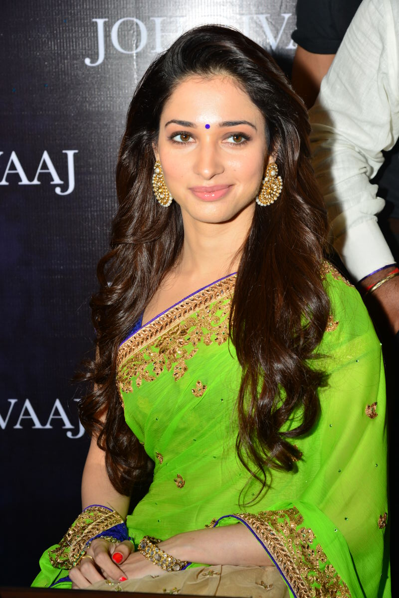 Tamanna At Joh Rivaaj Fashion Show Photos