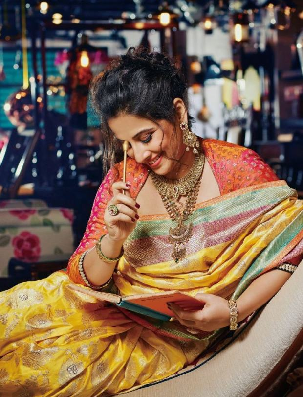 vidya balan bridal jewellery collection