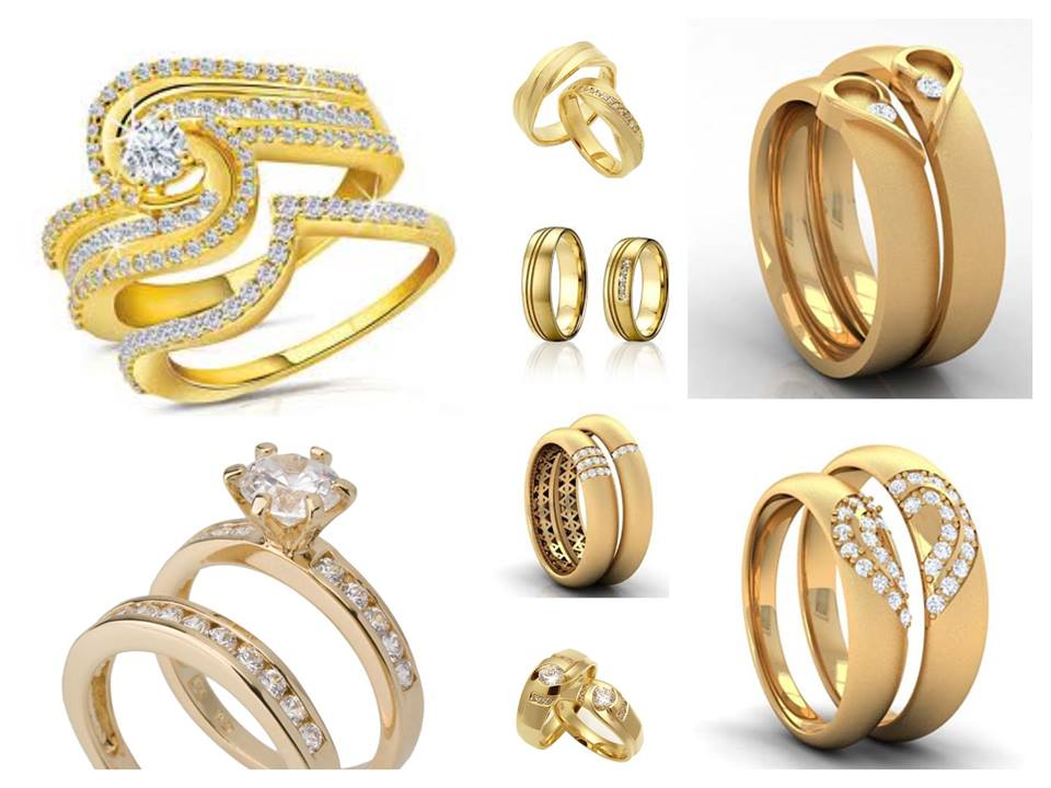 Silver new wedding rings Raja jewellers wedding rings