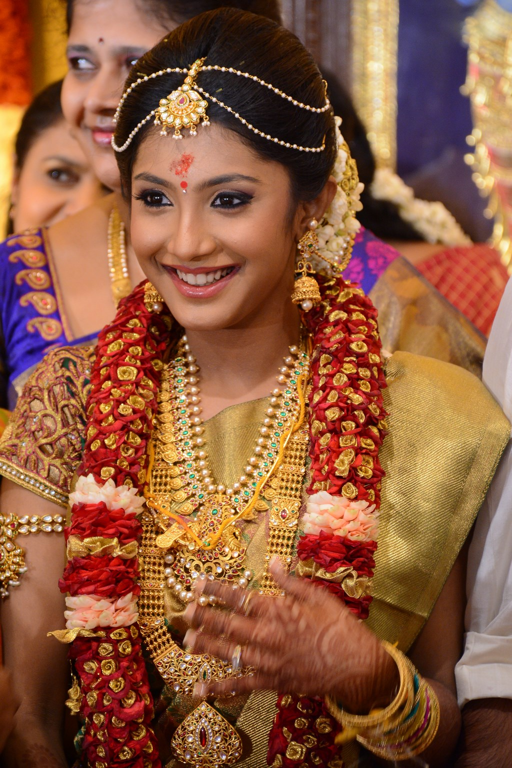 Shema In South Indian Bridal Jewellry