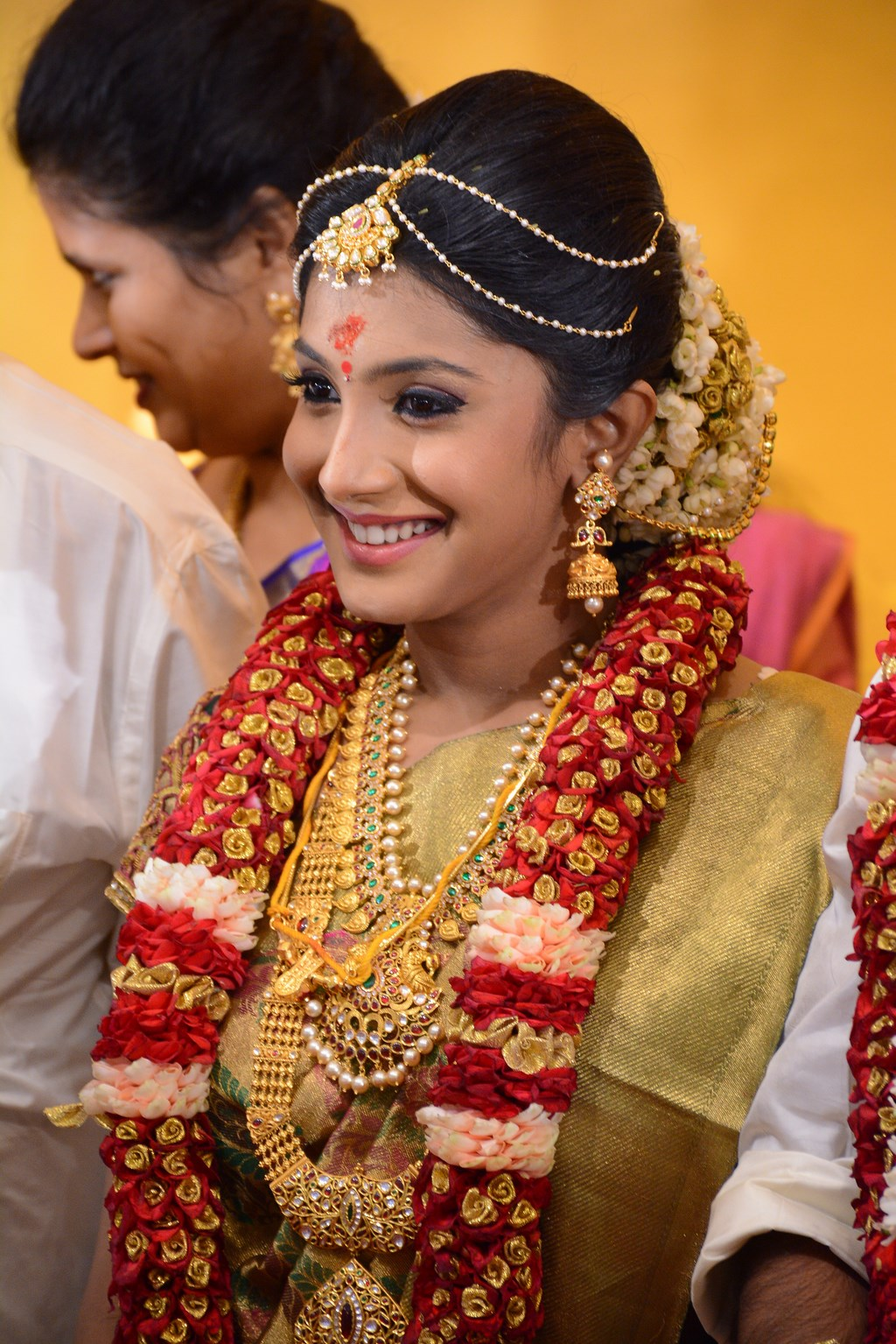 Shema in south indian bridal jewellry boutiquedesignerjewellerycom