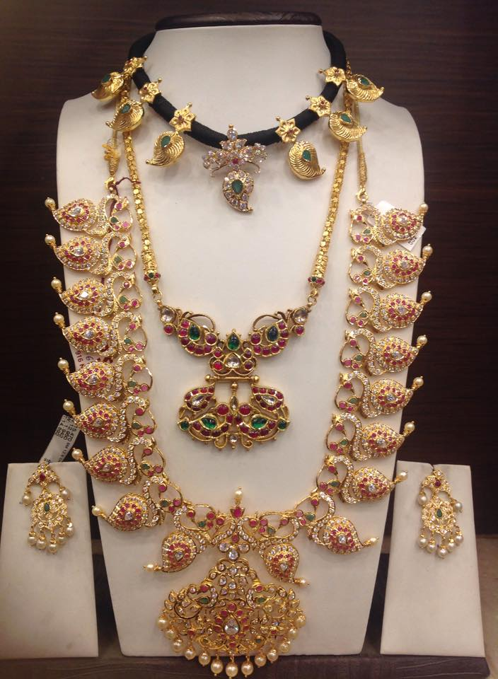 Bridal Jewellery By Premraj Shantilal Jain Jewellers
