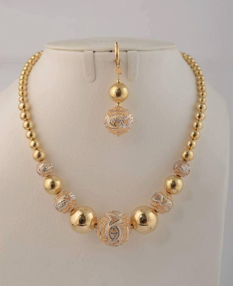 baroque necklace qa beads pearl xl dancing silver chains women s i en denovo item