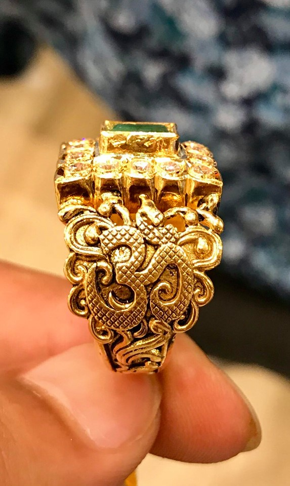 Antique Rings Collection For Men